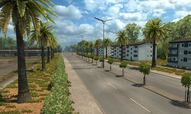 Maps for ETS 2